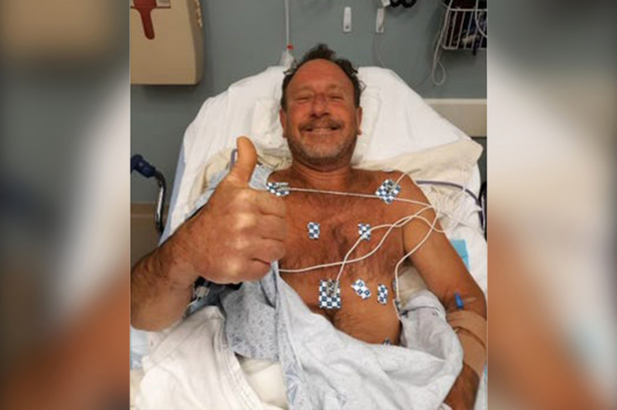 ForPost - Новости : Дайвер рассказал, как он выжил, побывав в пасти кита