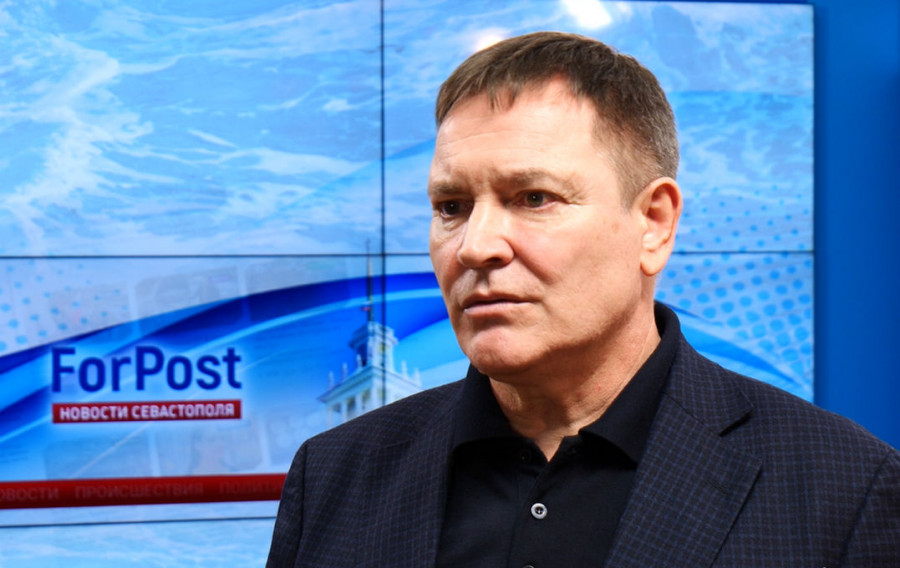 ForPost - Новости : Вадим Колесниченко: Нас приучают к мысли, что Севастополь зависит не от нас