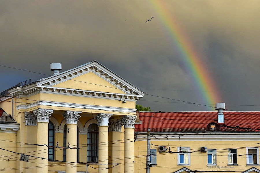 ForPost - Новости : Севсети # 1254. Севастополь дымит радугами и хамит по медицинскому телефону