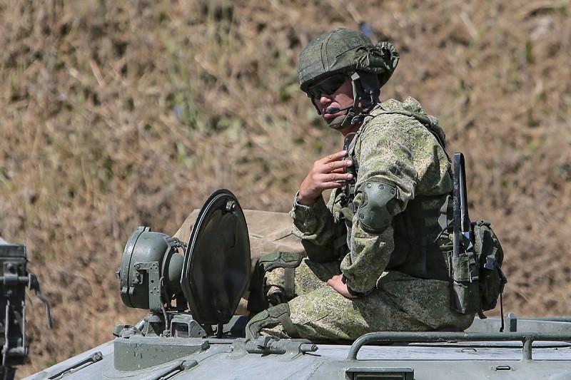 ForPost - Новости : Крымское небо защищают перед встречей Путина и Байдена
