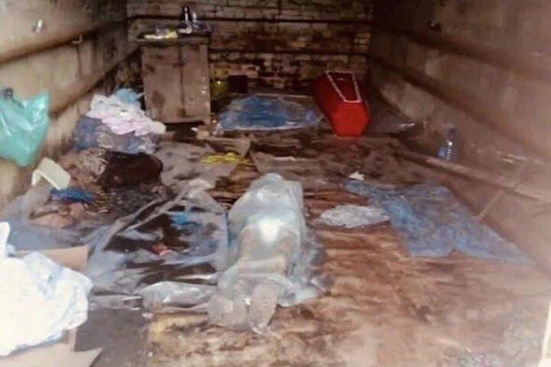 ForPost - Новости : Трупы людей вместо морга хранили в заброшенном гараже