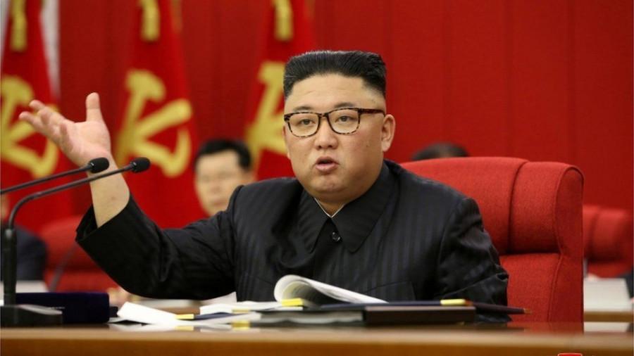 ForPost - Новости : Ким Чен Ын: ситуация с продовольствием крайне тяжёлая