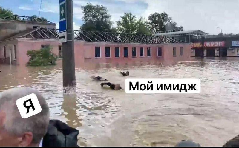ForPost - Новости : Кто плыл за Аксеновым в затопленной Керчи?