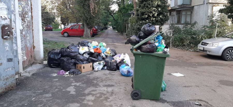 ForPost - Новости : Как прекратить мусорный беспредел в Севастополе