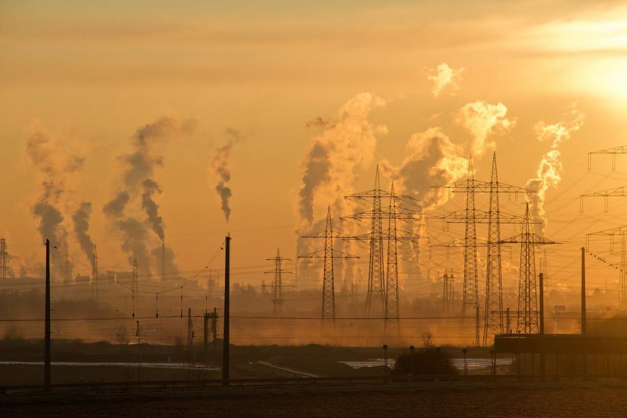 ForPost - Новости : Воздух в Севастополе становится «промышленным»