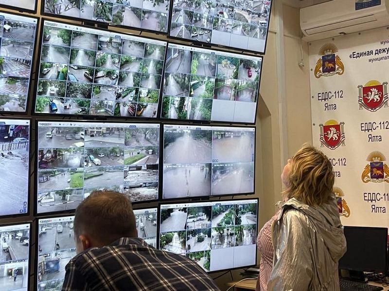 ForPost - Новости : На трассу Ялта-Севастополь сошли сели