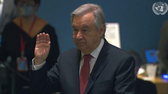 ForPost - Новости : Действующего генсека ООН переизбрали на должность на второй срок