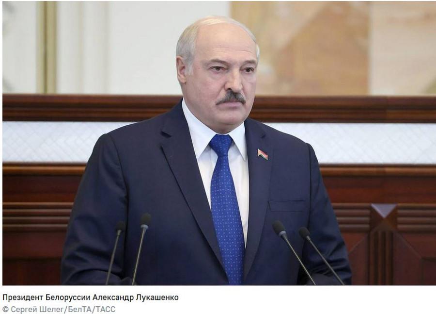 ForPost - Новости : Лукашенко заявил, что Белоруссия не будет принимать самолеты с территории Украины