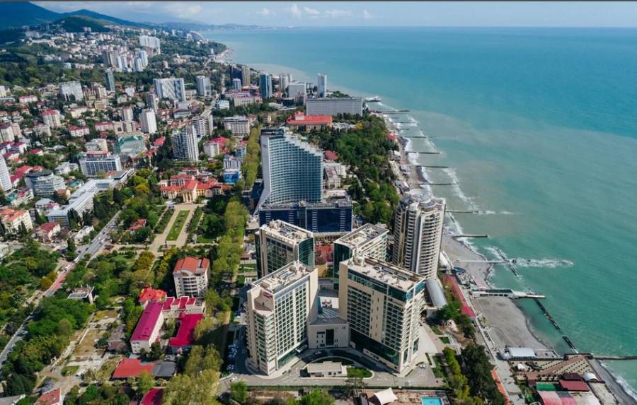 ForPost - Новости : Сочи стал лидером по росту цен на вторичную недвижимость