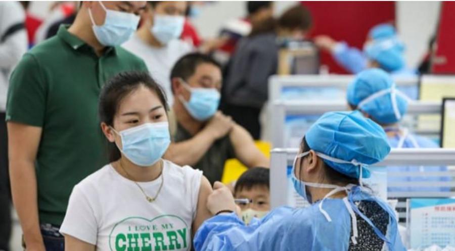 ForPost - Новости : В Китае сделали уже миллиард прививок против Covid