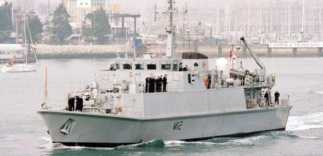 Англия продаст Украине старые боевые корабли
