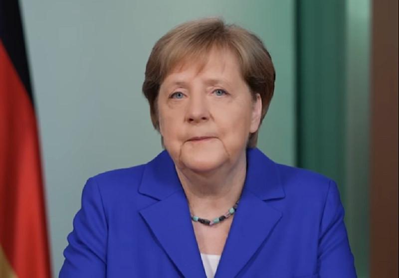 ForPost - Новости : «Мне не стыдно»: немцев возмутила речь Меркель о начале ВОВ