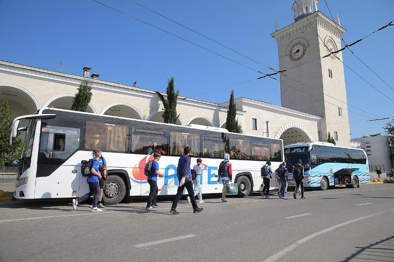 ForPost - Новости : В Крыму коронавирус добрался до «Артека»