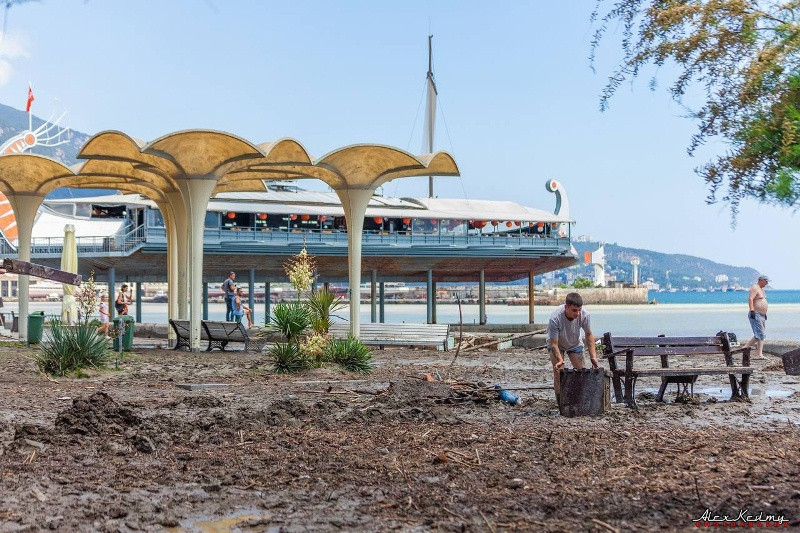 ForPost - Новости : Крым приходит в себя после разрушительного наводнения: что и как сейчас