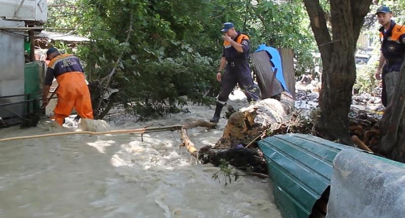 ForPost - Новости : В Ялту прибывает вода из пещер