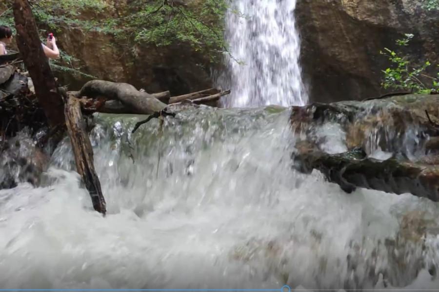 ForPost - Новости : Водопады в Крыму «включились» на полную мощь