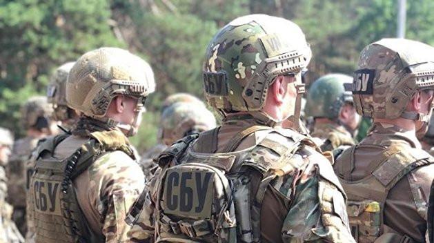 ForPost - Новости : СБУ стягивает свои подразделения к границе с Крымом