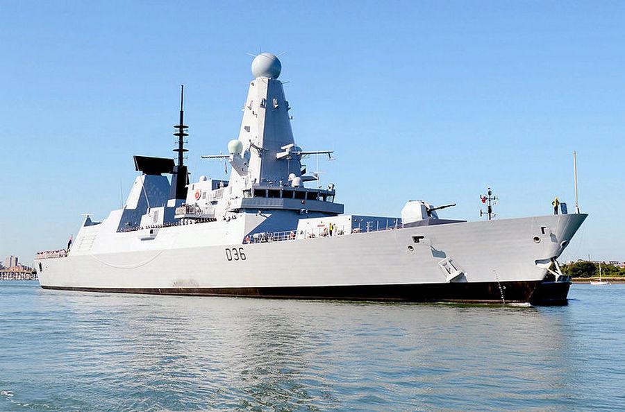 ForPost - Новости : «Для уничтожения британского эсминца было нужно две минуты», — экс-начальник береговых войск ЧФ