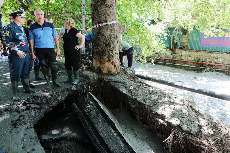 ForPost - Новости : На восстановление Крыма после потопа требуется более 5 миллиардов