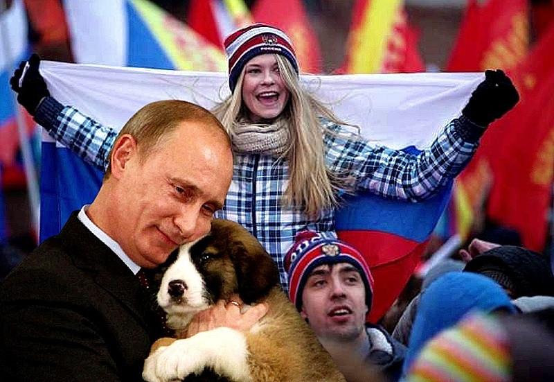 ForPost - Новости : Тефлоновый президент: почему россияне стали больше доверять Путину