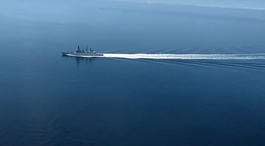 ForPost - Новости : Настоящая политика: что показал инцидент с британским эсминцем