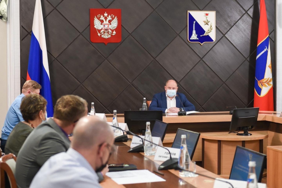 ForPost - Новости : Губернатор Севастополя напомнил подчиненным о своем февральском поручении
