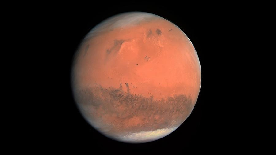 ForPost - Новости : Китай рассказал, когда отправит своих людей на Марс