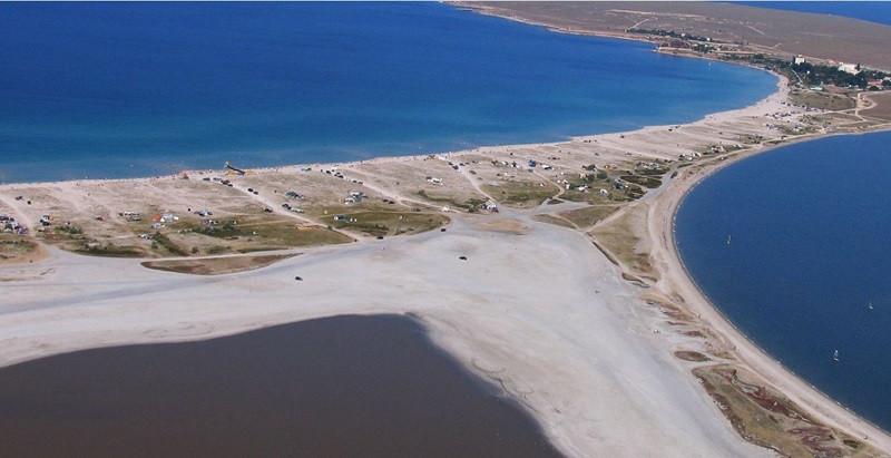 ForPost - Новости : Уникальным песчаным дюнам на западе Крыма грозит железобетон