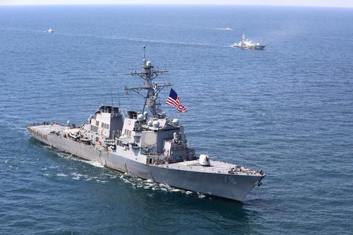 Военный аналитик Кнутов назвал учения НАТО и Украины Sea Breeze 2021 репетицией захвата российского Крыма