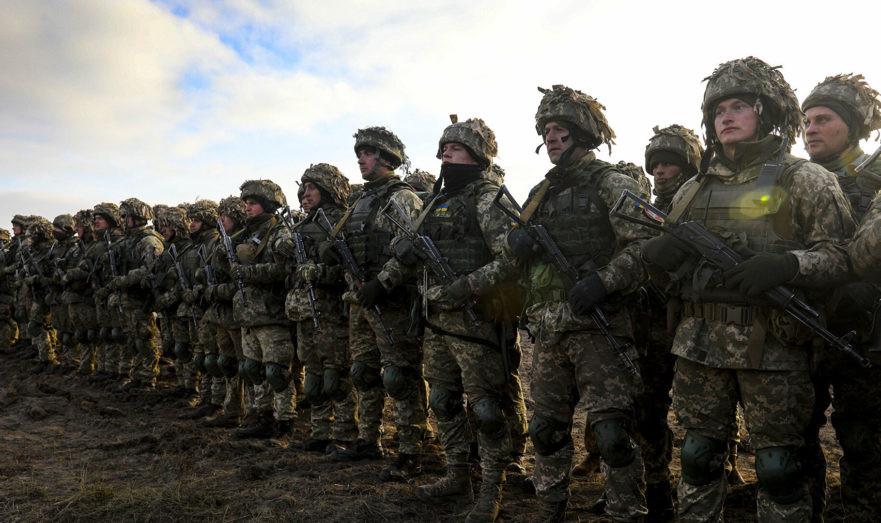 На Украине одобрили закон о подготовке граждан к национальному сопротивлению