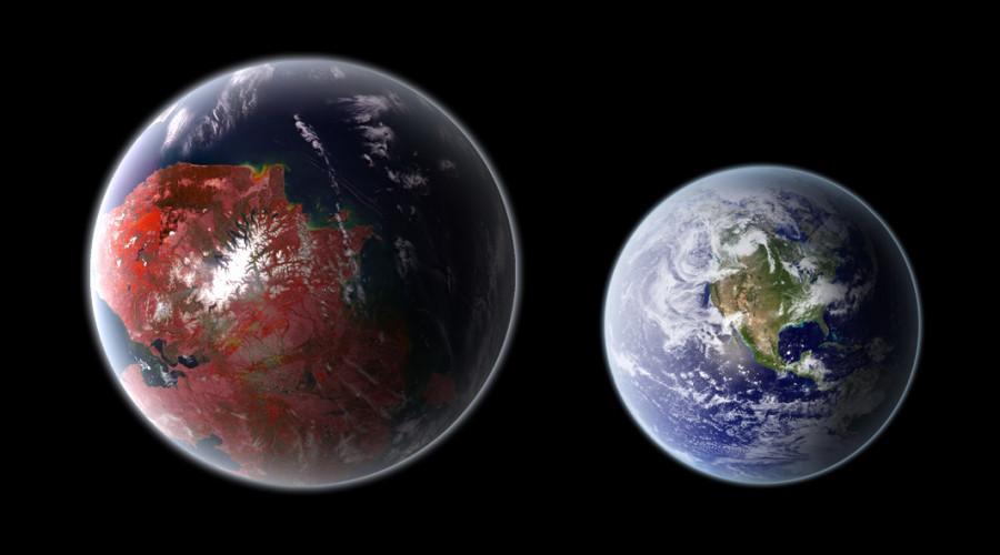 ForPost - Новости : Учёные рассказали о планете, которая очень похожа на Землю