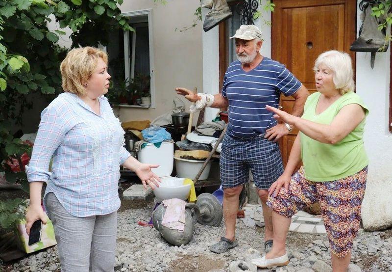 ForPost - Новости : Природа нанесла ущерб Крыму на 12,5 миллиарда