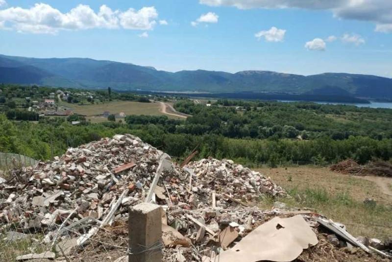 ForPost - Новости : Куда в Севастополе можно отвезти строительный мусор на законных основаниях