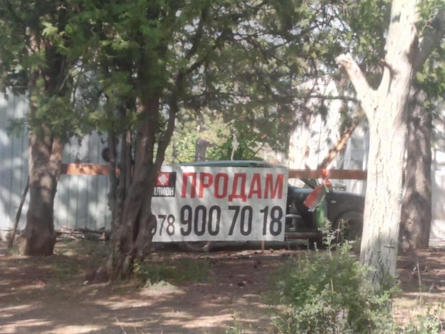 ForPost - Новости : В Севастополе посреди соснового бора возводят коттеджи