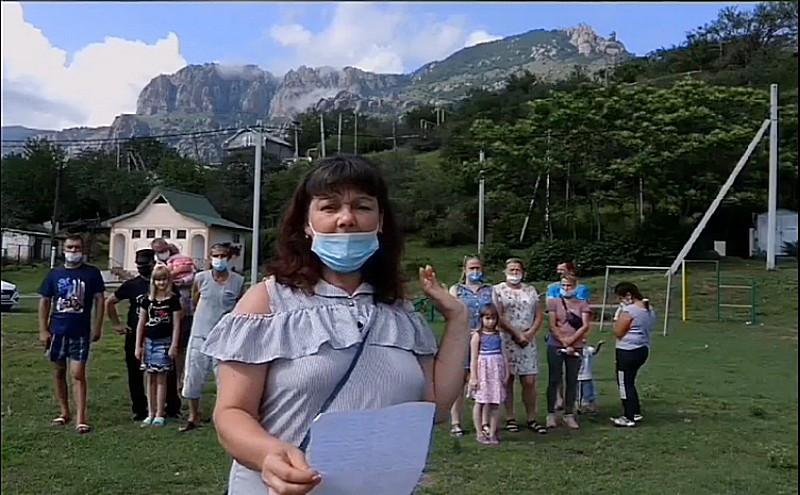 ForPost - Новости : Долину привидений в Крыму застраивают со всех сторон