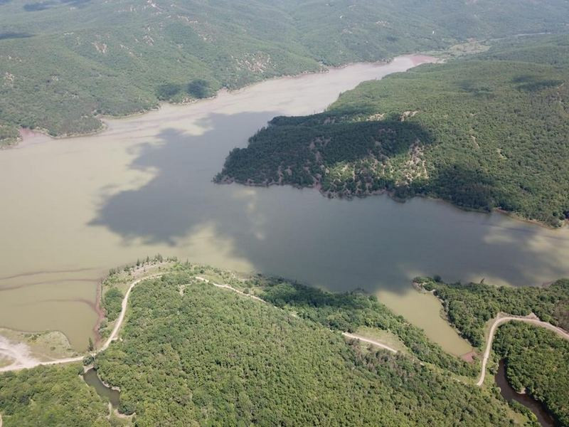 ForPost - Новости : Приток воды в водохранилища Крыма побил все рекорды