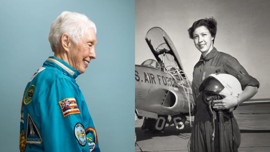 ForPost - Новости : 82-летняя женщина вскоре полетит в космос
