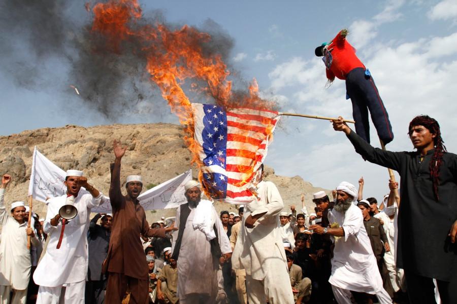 ForPost - Новости : Белый дом: США выведут свои войска из Афганистана до конца августа