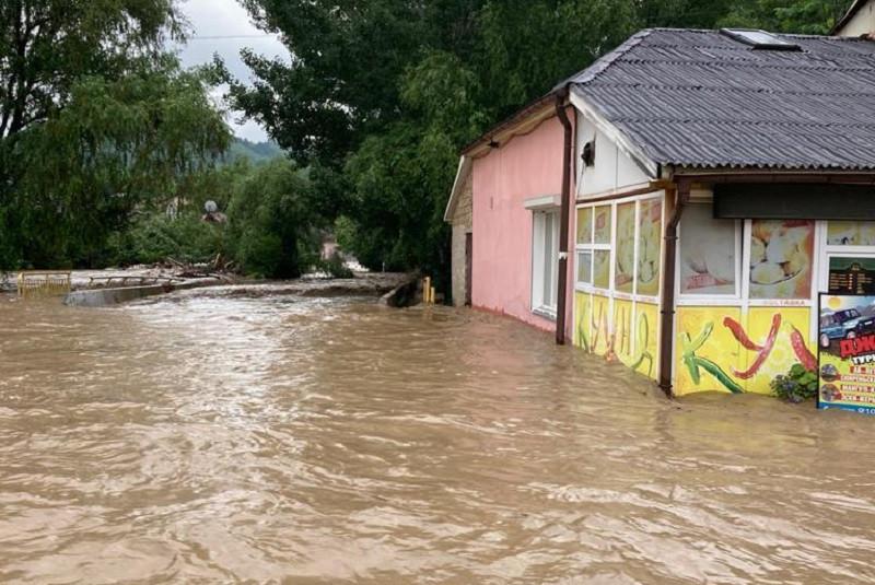 ForPost - Новости : Бахчисарайский район оказался в эпицентре потопа в Крыму
