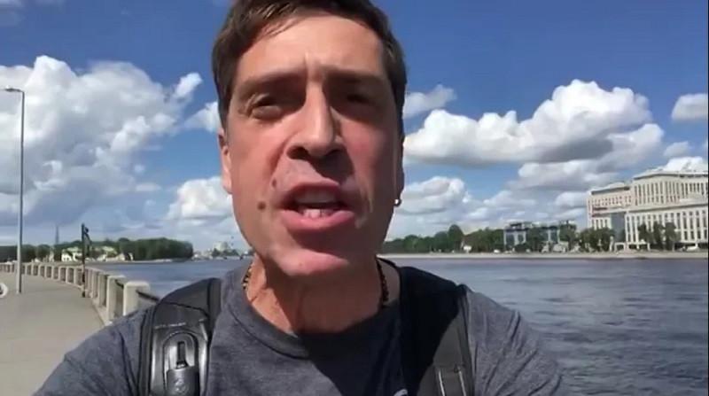ForPost - Новости : Лидер «Ногу свело!» феерично поссорился с Димой Биланом