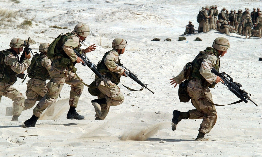 ForPost - Новости : Эксперт рассказал о стратегии США в случае войны с Россией и Китаем
