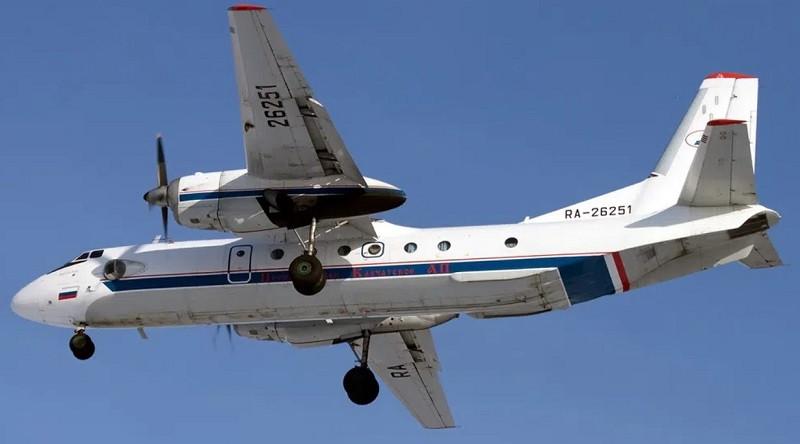 ForPost - Новости : На Камчатке потерпел крушение пассажирский самолёт