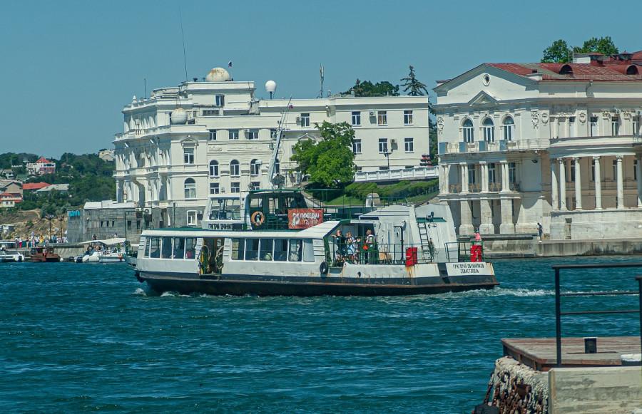 ForPost - Новости : Почему катера в Севастополе стали ходить без расписания