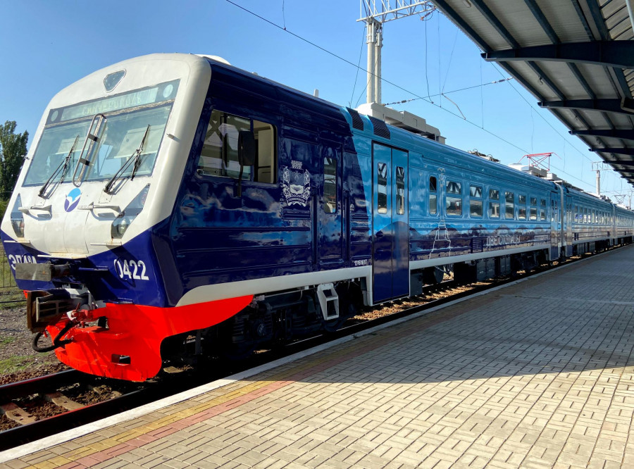 ForPost - Новости : Дополнительный рейс изменил расписание электричек в Севастополе