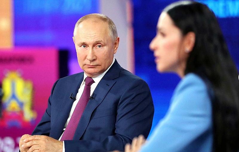 ForPost - Новости : По следам Прямой линии: кто стал актором в диалоге президента с народом