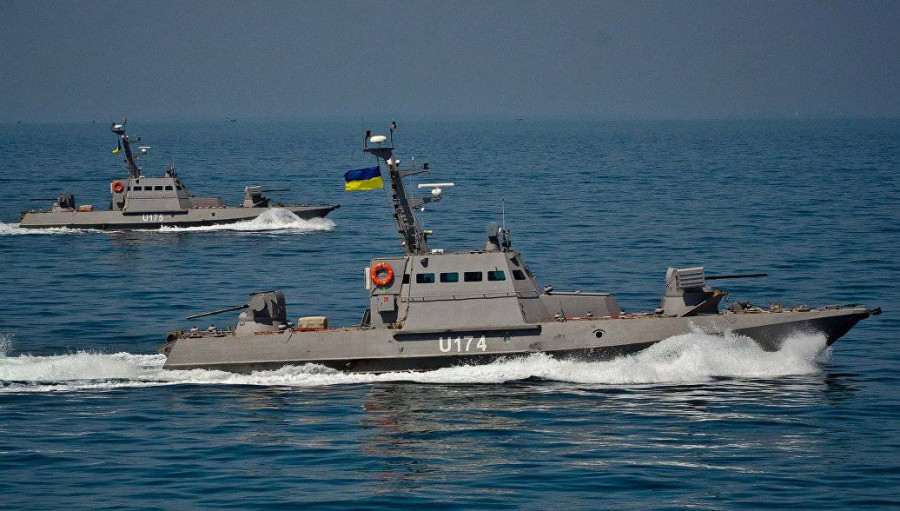 """Минобороны Украины рассчитывает получить в 2022 г. """"москитный флот"""""""