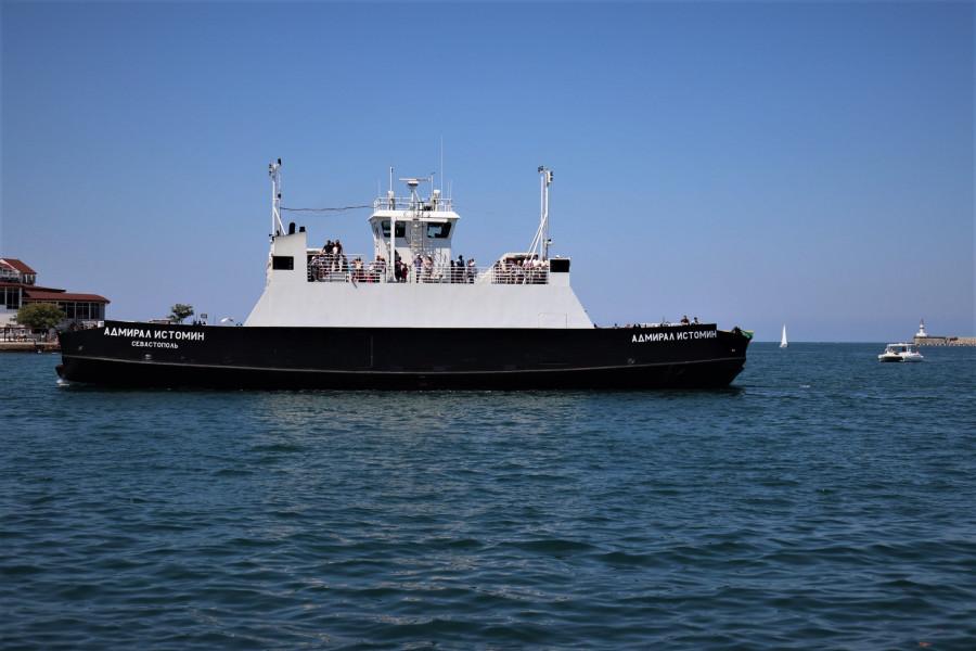 ForPost - Новости : Паром «Адмирал Истомин» будет снова ходить через Севастопольскую бухту