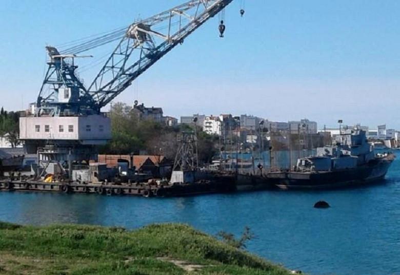 ForPost - Новости : Кто и сколько заработал на уничтожении экологии разделкой кораблей в Севастополе