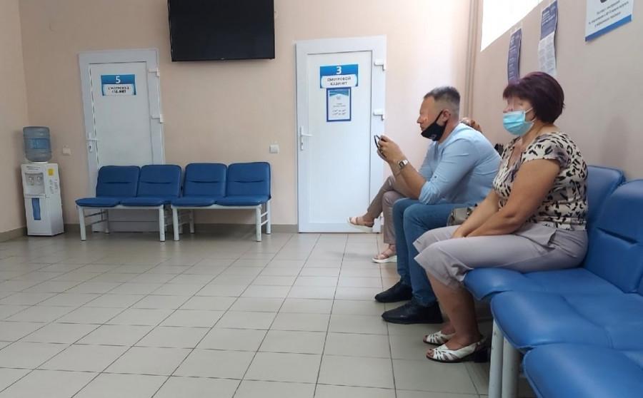 ForPost - Новости : В Севастополе возобновились остановленные из-за ковида обследования