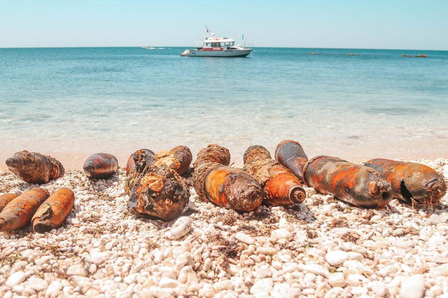 ForPost - Новости : На дне моря в Севастополе обнаружена громадная опасность